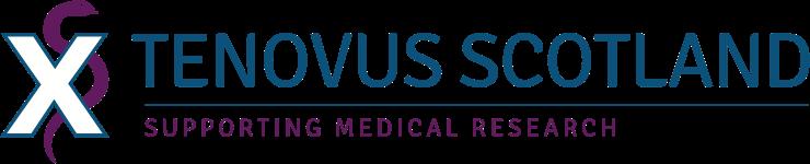 Logo for Tenovus Scotland